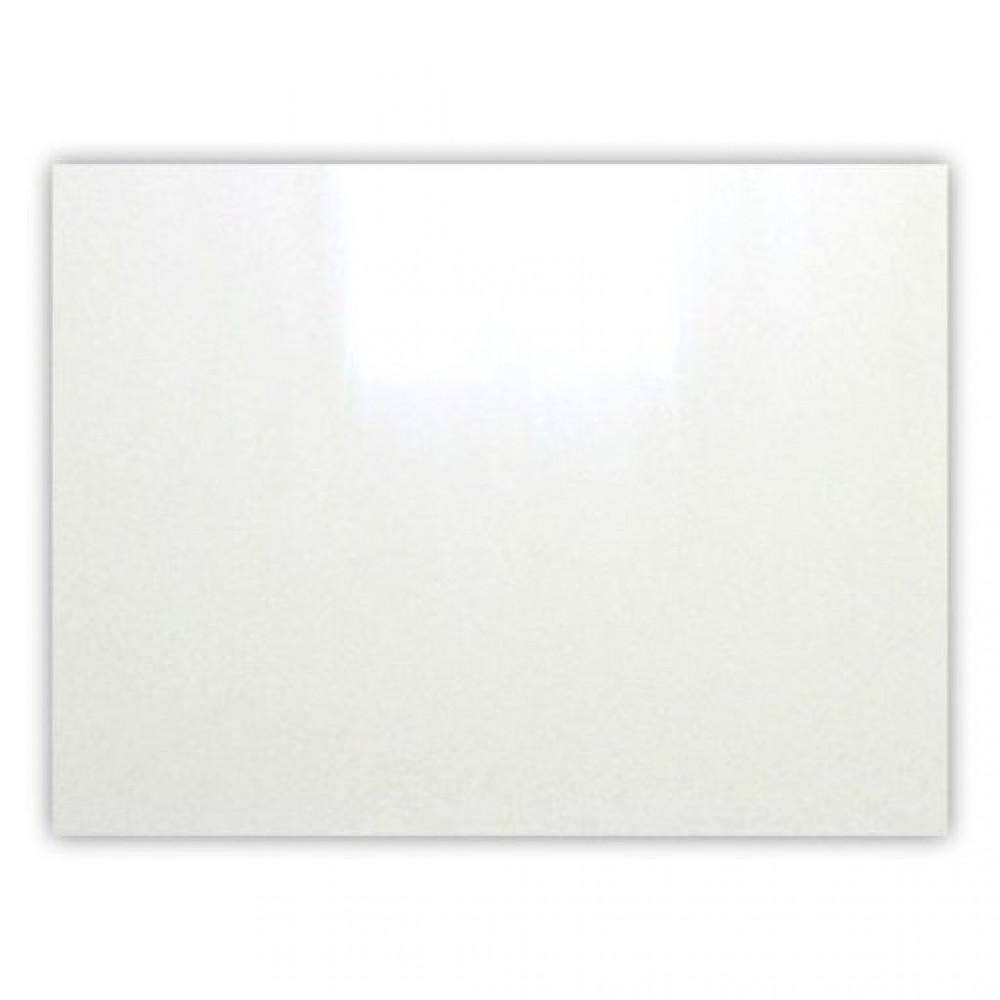 Панель пластикова ″Brilliant″  Белый лак (6000x250x8 мм)
