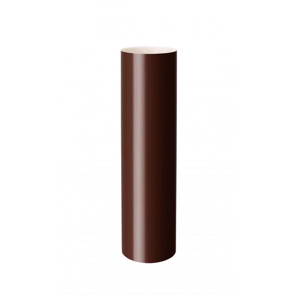 Труба ″Rainway″ 75 коричневая