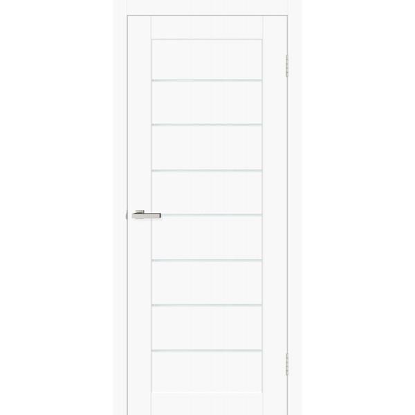 Полотно двер. ТМ ОМиС 800мм Deco 10  silk matt белый