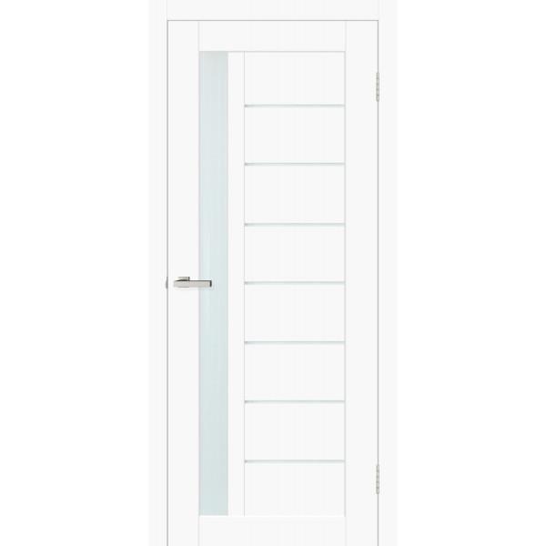 Полотно двер. ТМ ОМиС 800мм Deco 09  silk matt белый