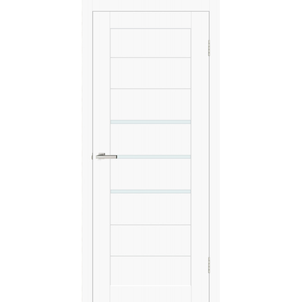 Полотно двер. ТМ ОМиС 800мм Deco 06  silk matt белый
