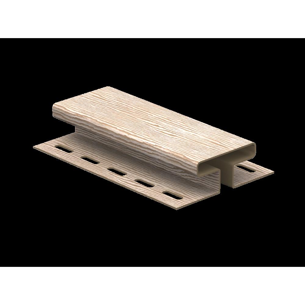 Соединительная планка ″Тимбер-Блок″ Дуб  Кантри натуральный 3,05м