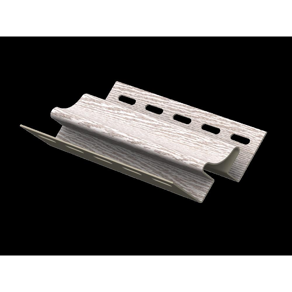 Внутренний угол ″Тимбер-Блок″ Ясень белёный 3,05м