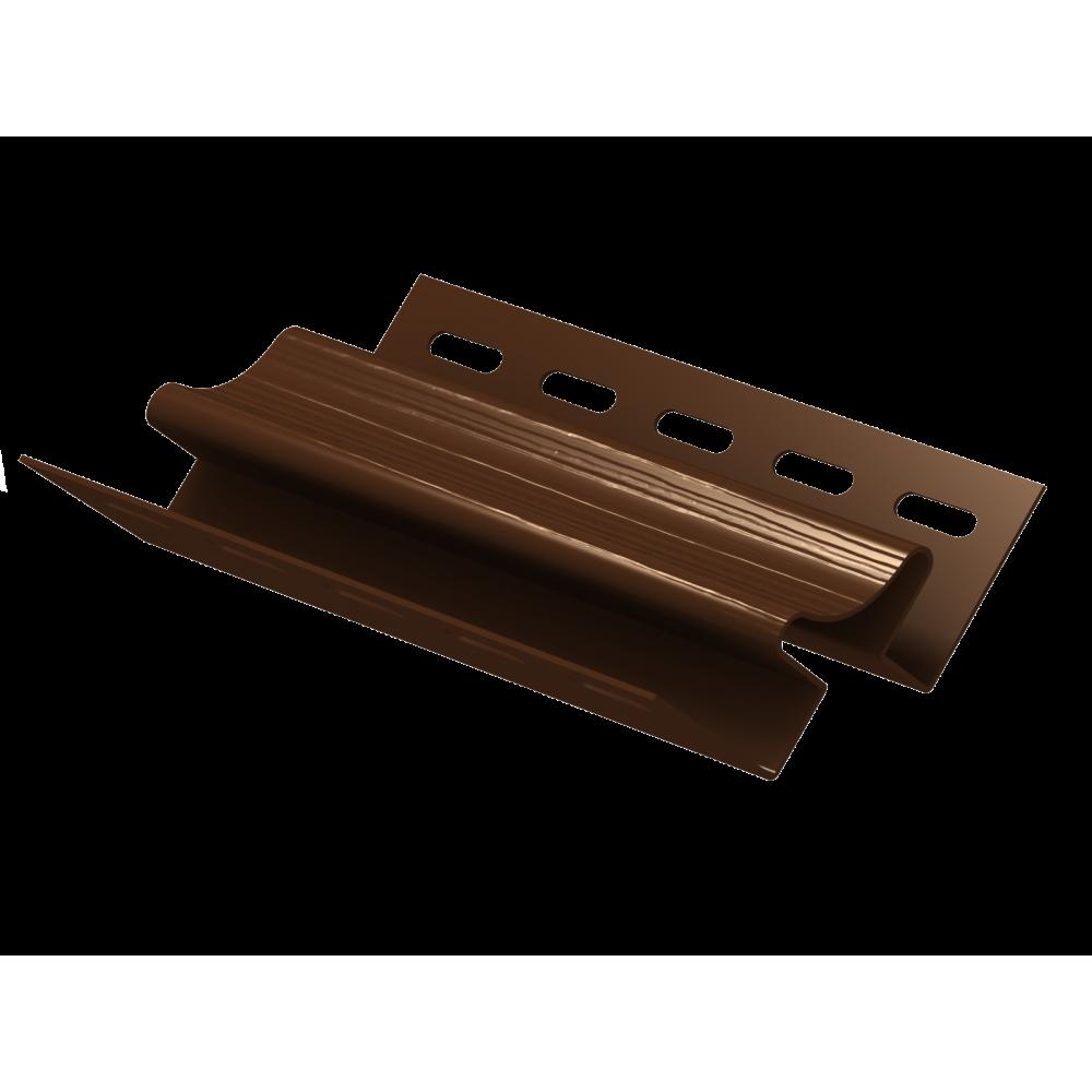 Внутренний угол ″Ю-Пласт″ коричневый 3,05м