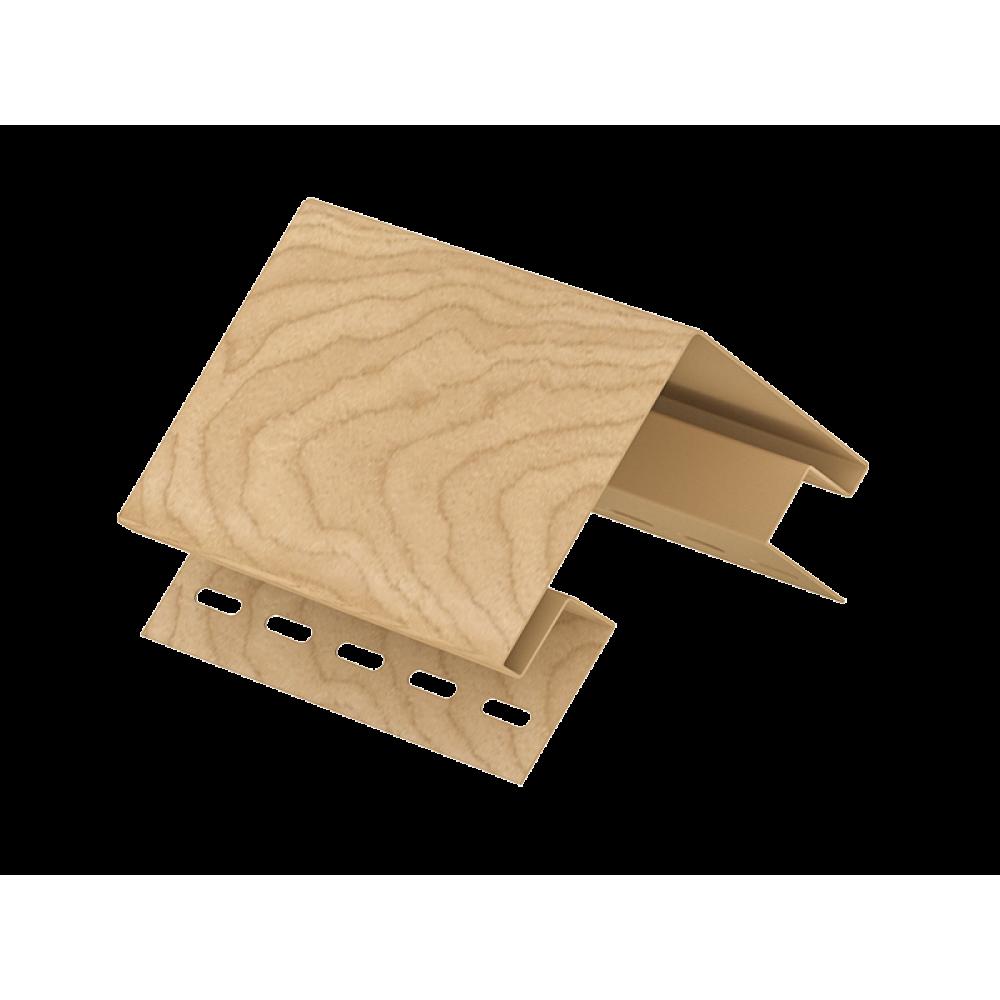 Наружный угол ″Тимбер-Блок″ Пихта Алтайская 3,05м
