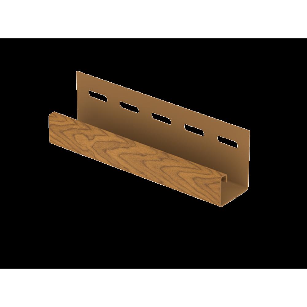 J-профиль ″Тимбер-Блок″ Пихта Кавказская 3,05м