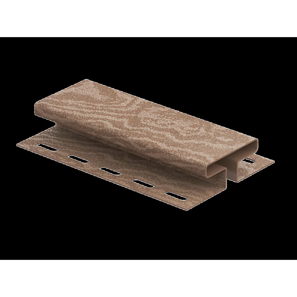 Соединительная планка ″Тимбер-Блок″ Кедр Натуральный 3,05м