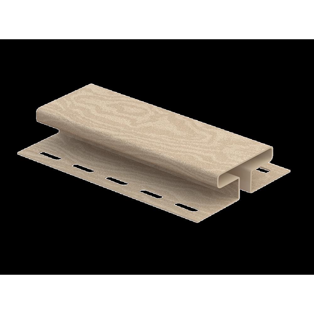 Соединительная планка ″Тимбер-Блок″ Кедр Светлый 3,05м