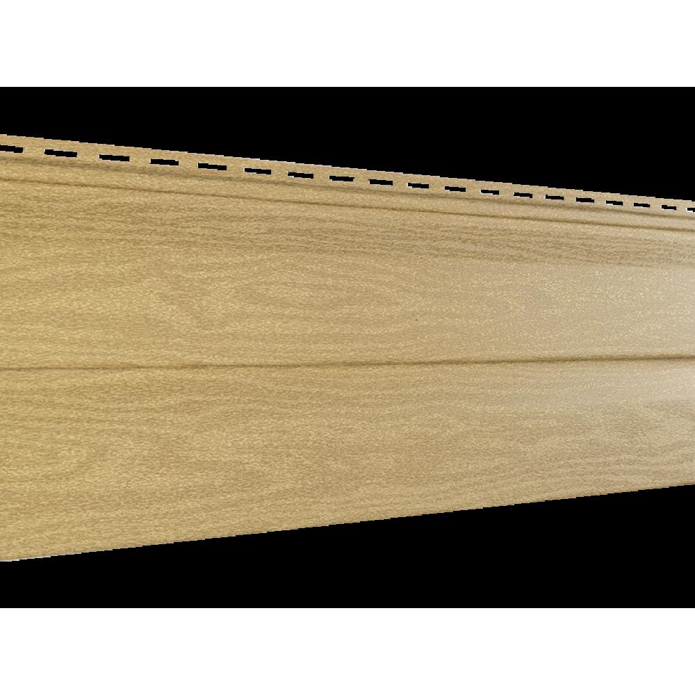 Панель Сайдинга ″Тимбер-Блок″ Кедр Янтарный 3,05м*0,23м