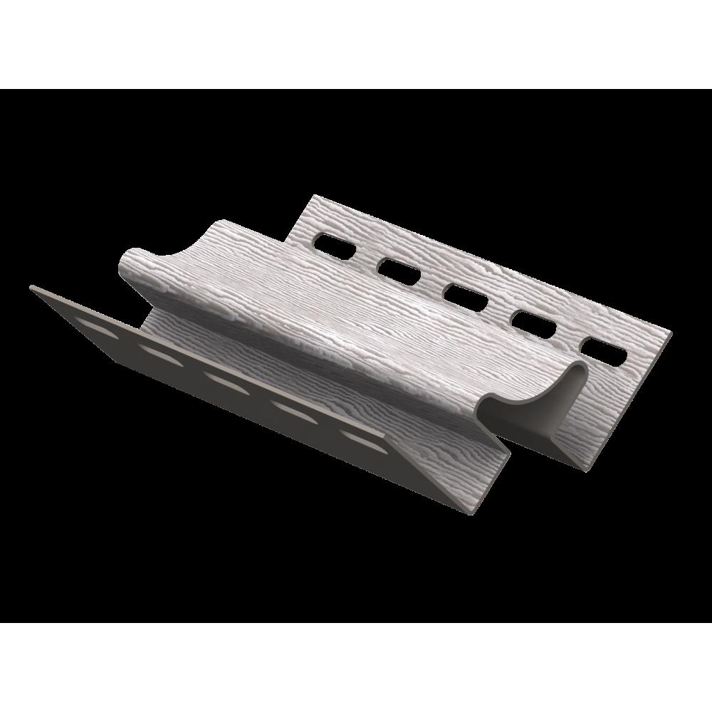 Внутренний угол ″Тимбер-Блок″ Дуб Серебристый 3,05м