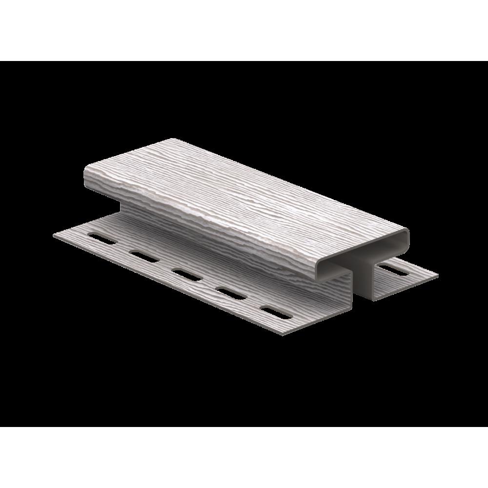 Соединительная планка ″Тимбер-Блок″ Дуб Серебристый 3,05м