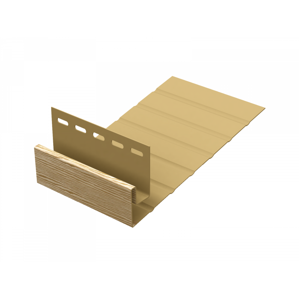 J-фаска ″Тимбер-Блок″ Дуб  Кантри золотой  3,05м