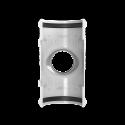 Воронка желоба ПВХ , 125 бел.Технониколь