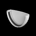Заглушка ПВХ , 125 бел. Технониколь
