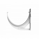 Кронштейн желоба ПВХ 125 бел.Технониколь