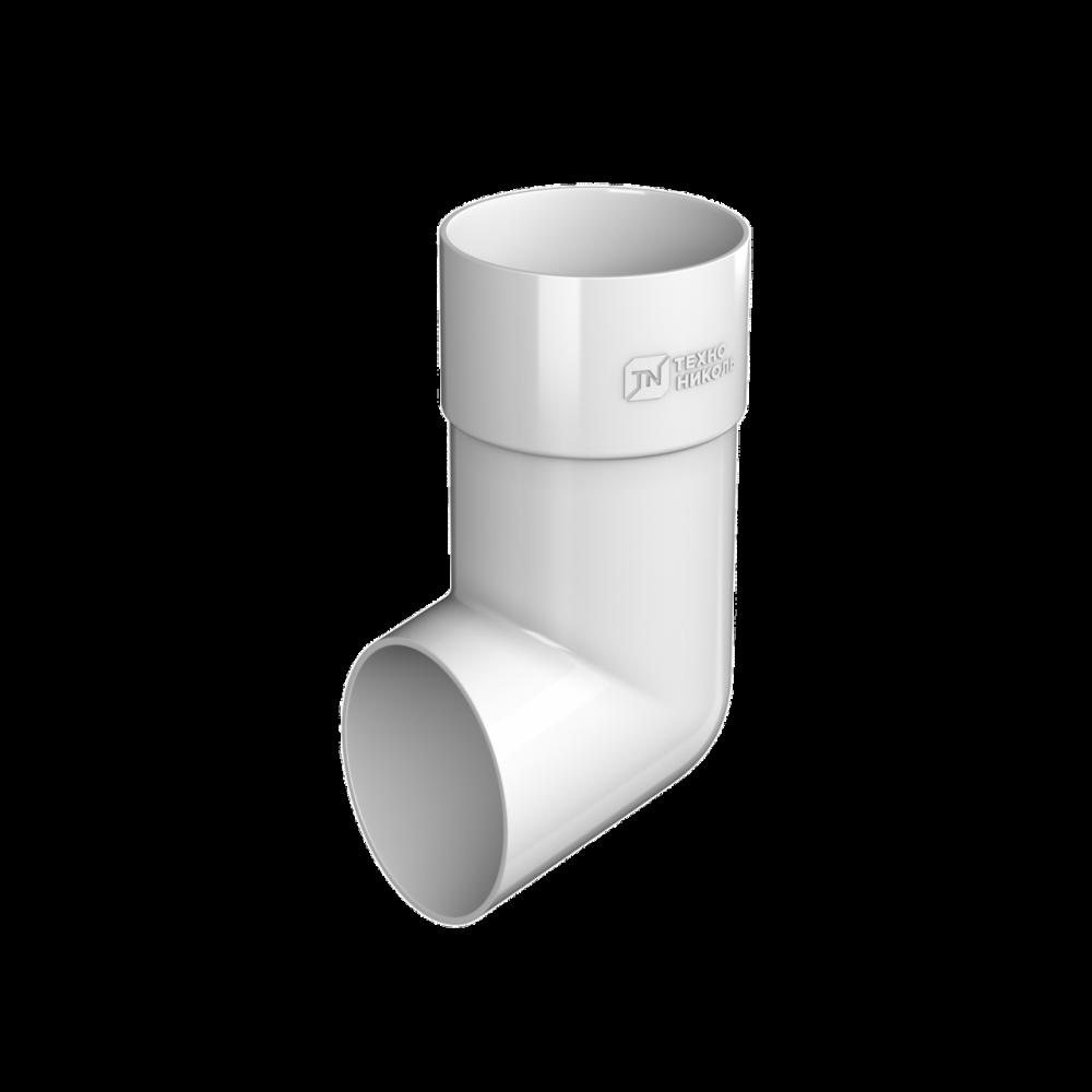Слив трубы  ПВХ ,  82 белый.Технониколь