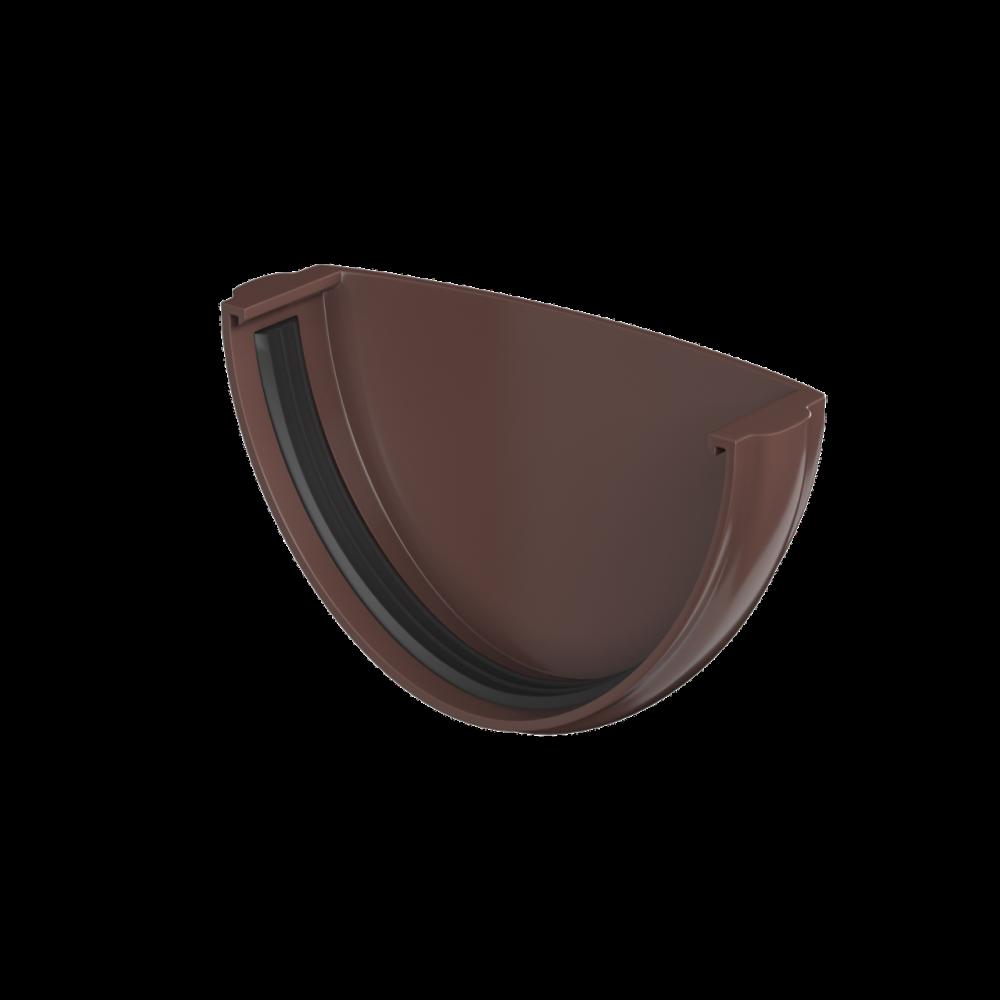 Заглушка ПВХ , 125 кор. Технониколь