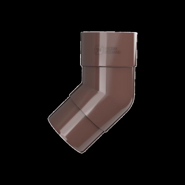 Колено трубы 108° ПВХ кор, Технониколь