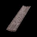 Решетка желоба защитная(0.6 пог.м.)Технониколь коричневая