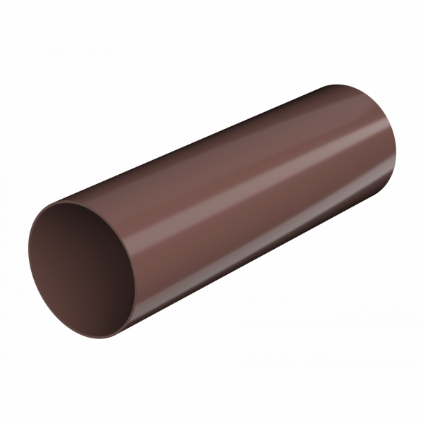 Труба водосточная ПВХ 3м,  82 кор. Технониколь