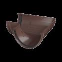Угол желоба  ″Rainway″  90° 130 коричневый