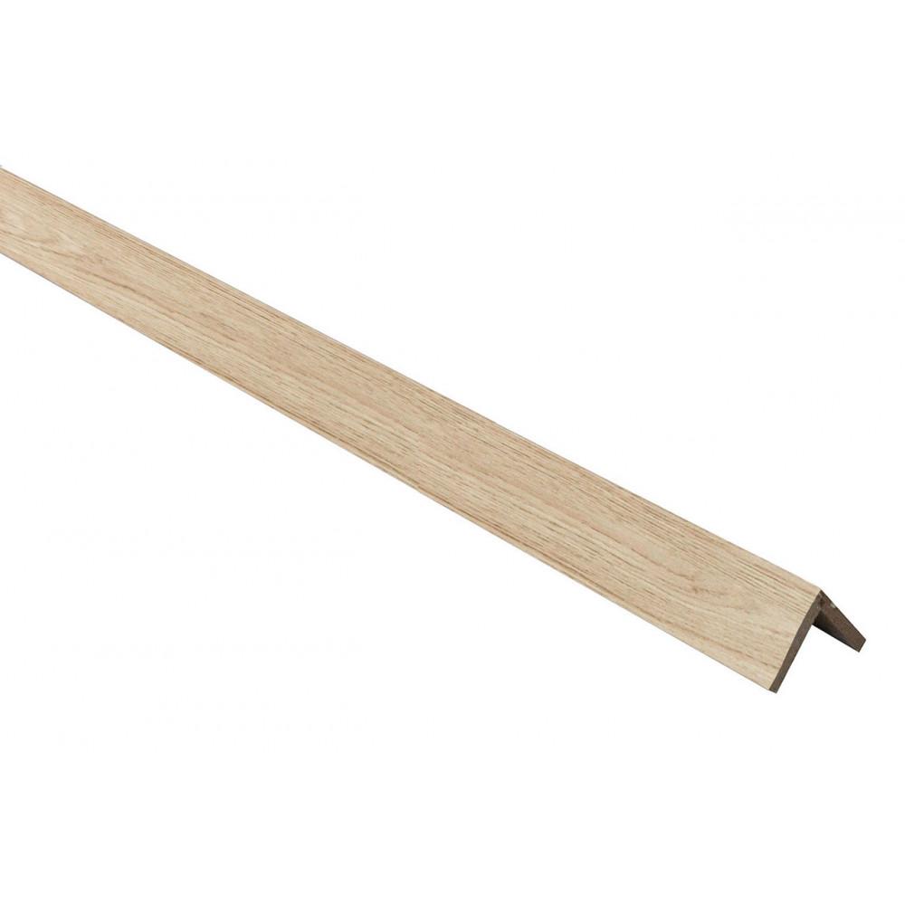 Угол МДФ Дуб сафари (2600х45х3,2 мм)