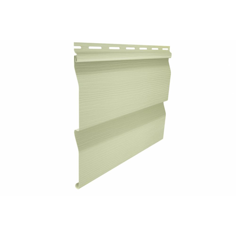 Панель Сайдинга ″Ю-Пласт″ салатовая 3,05*0,23м
