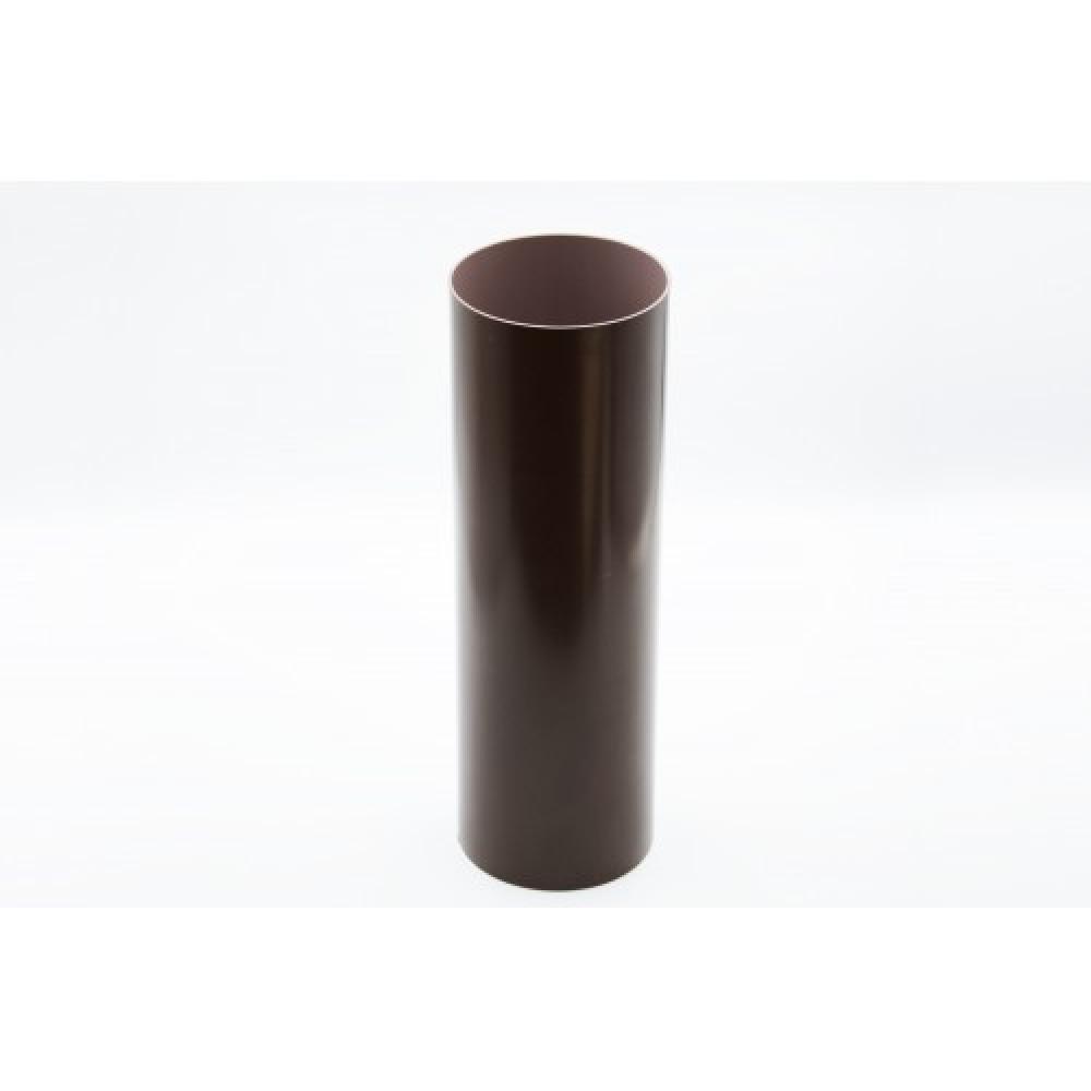 Труба ″Rainway″ 100 коричневая