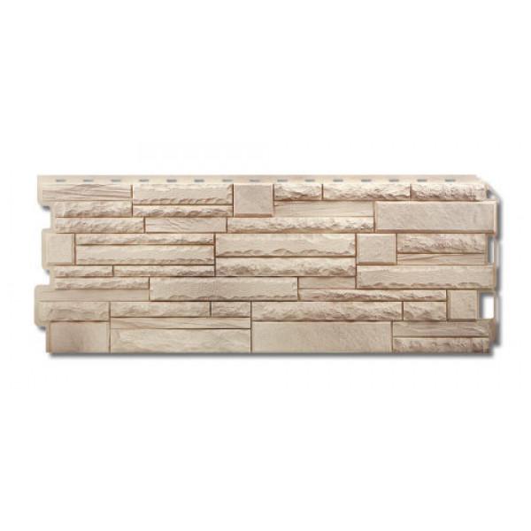 Панель фасадная ″Скалистый камень″ Алтай 1,16*0,45м
