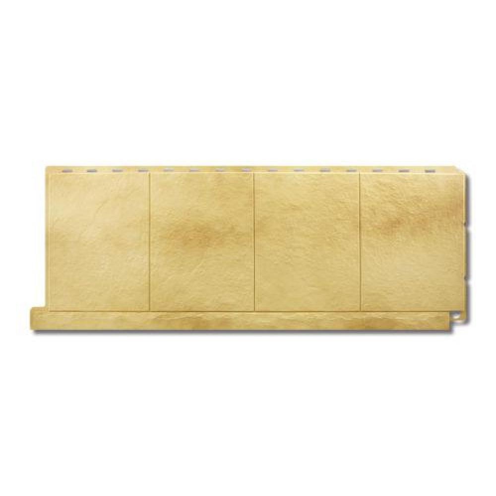 Панель фасадная ″Плитка фасадная″ Травертин ТМ Альта-Профиль 1,16*0,45м