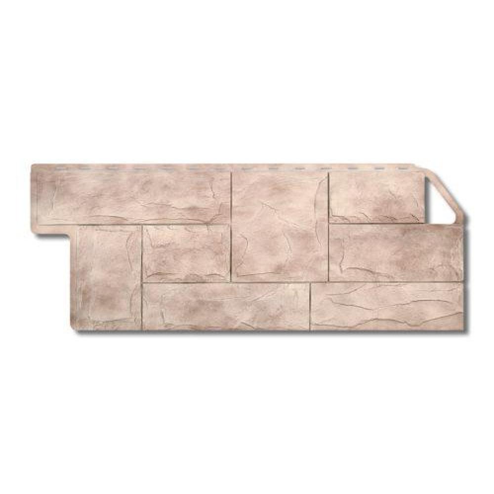 Фасадная панель ″Гранит Саянский″(1,13*0,47м) ТМ Альта-Профиль