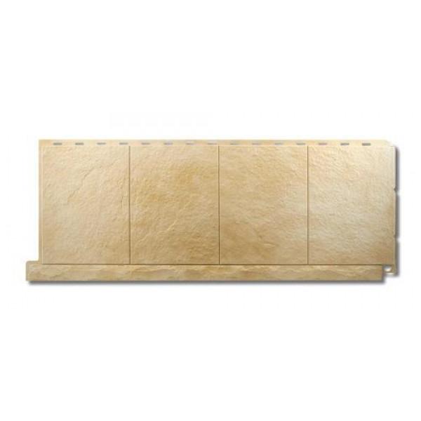 Панель фасадная ″Плитка фасадная″ Доломит ТМ Альта-Профиль 1,16*0,45м