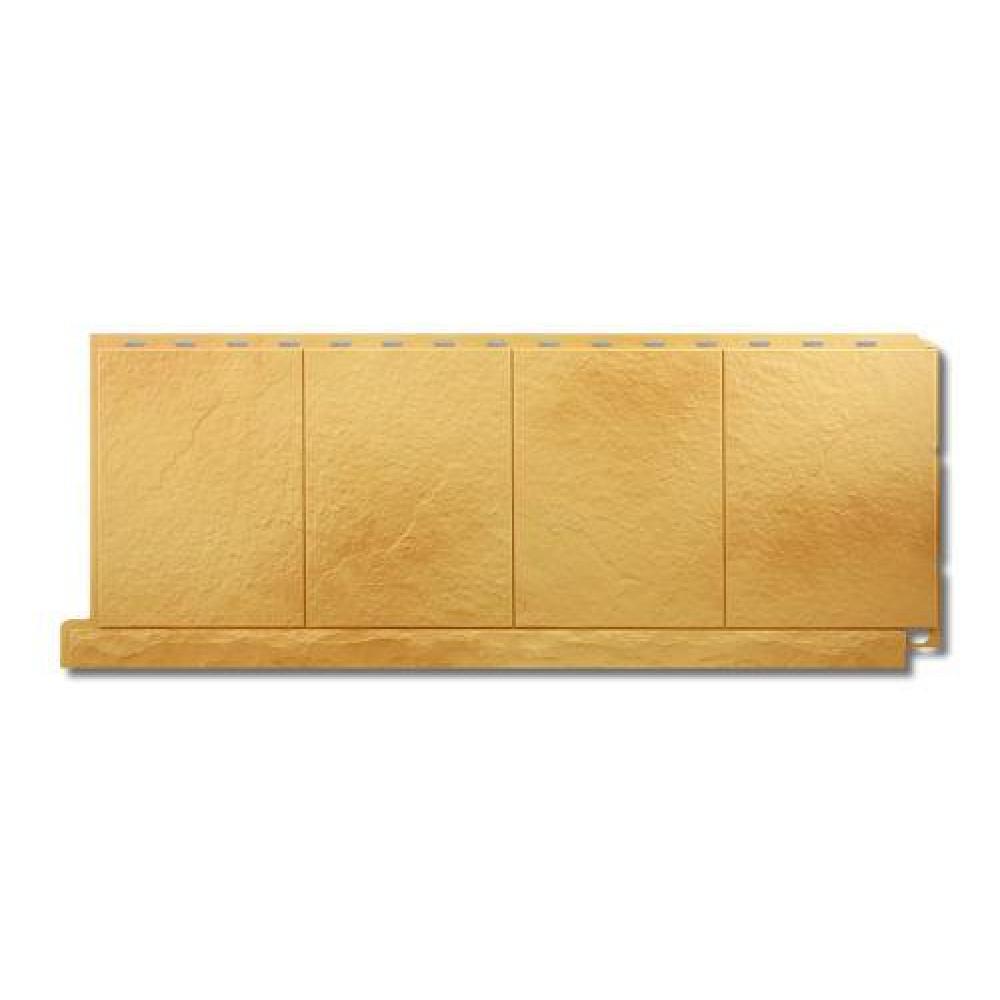 Панель фасадная ″Плитка фасадная″ Златолит ТМ Альта-Профиль 1,16*0,45м