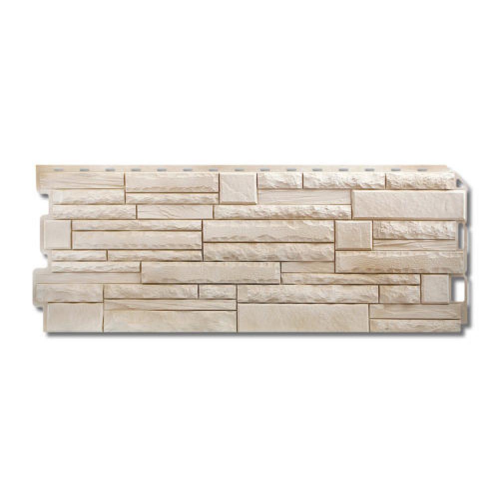 Панель фасадная ″Скалистый камень″ Альпы 1,16*0,45м