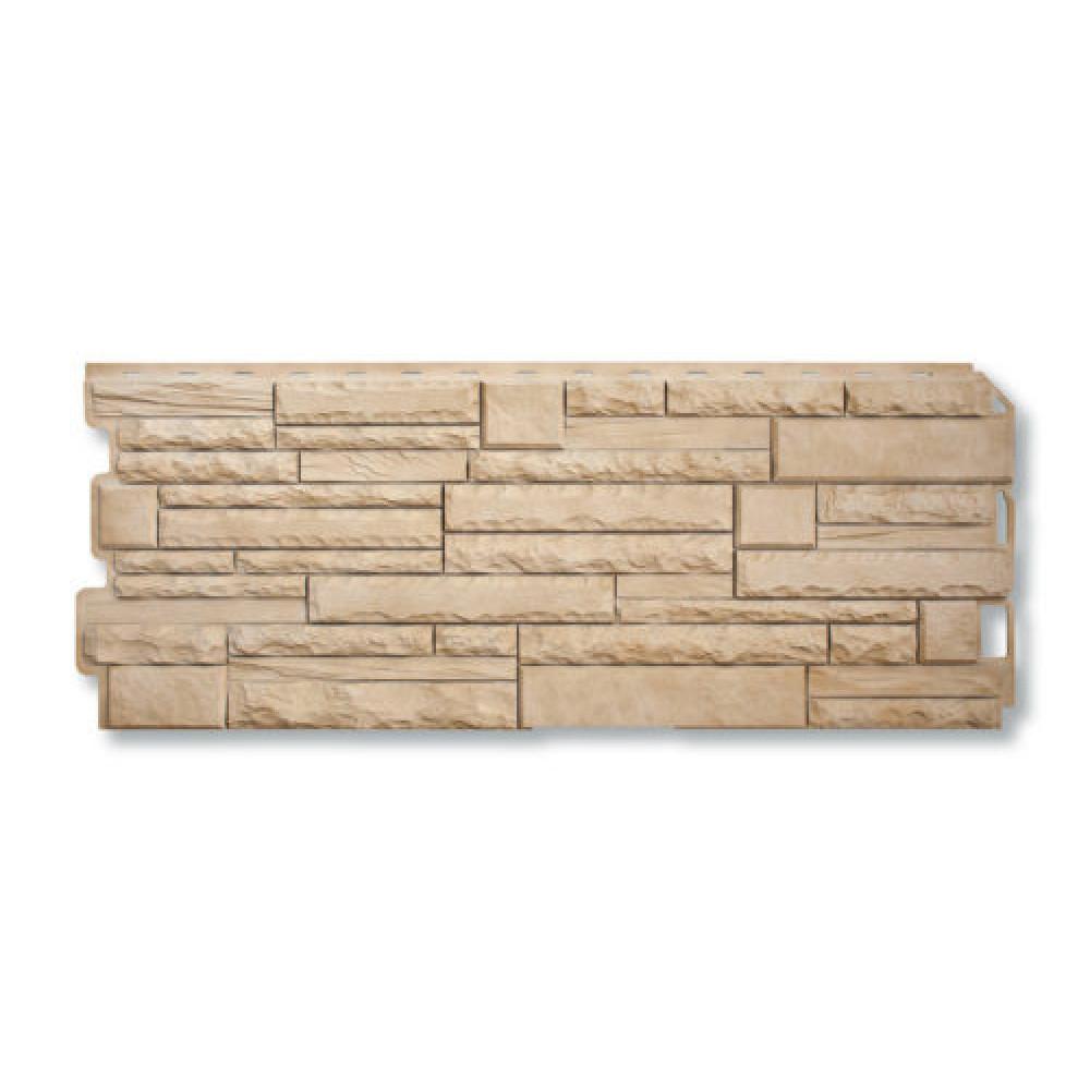 Панель фасадная ″Скалистый камень″ Анды 1,16*0,45м