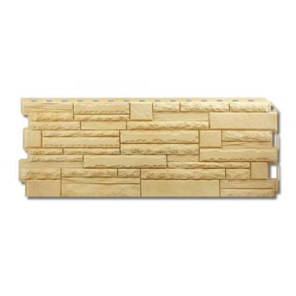 Панель фасадная ″Скалистый камень″ Казказ 1,16*0,45м