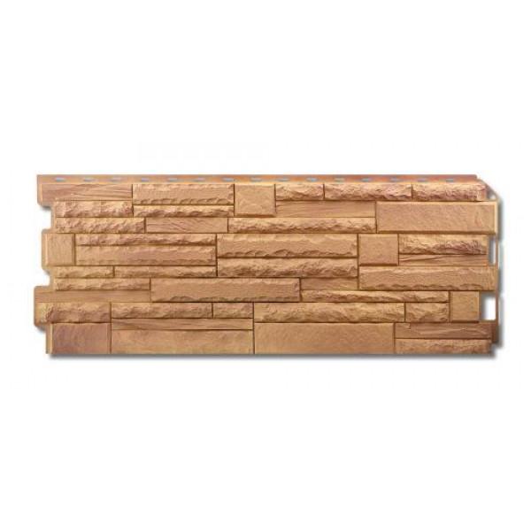 Панель фасадная ″Скалистый камень″ Памир 1,16*0,45м
