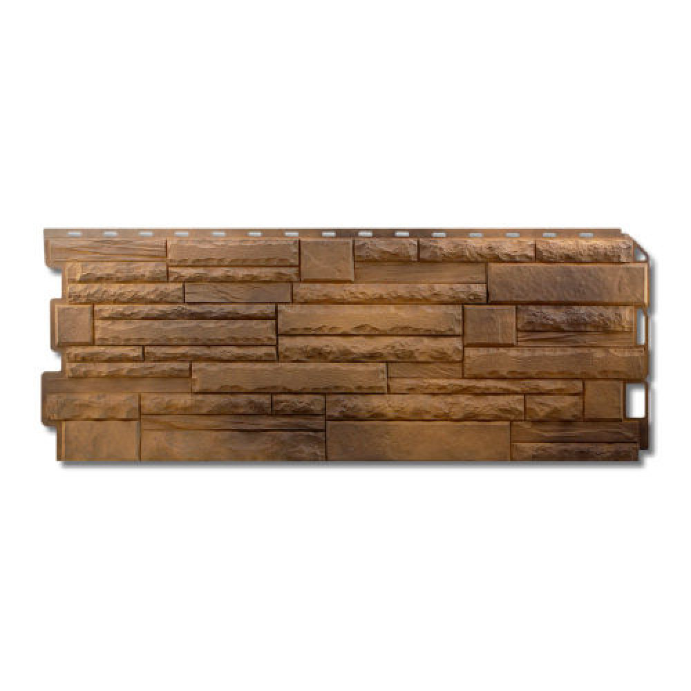 Панель фасадная ″Скалистый камень″ Тибет 1,16*0,45м