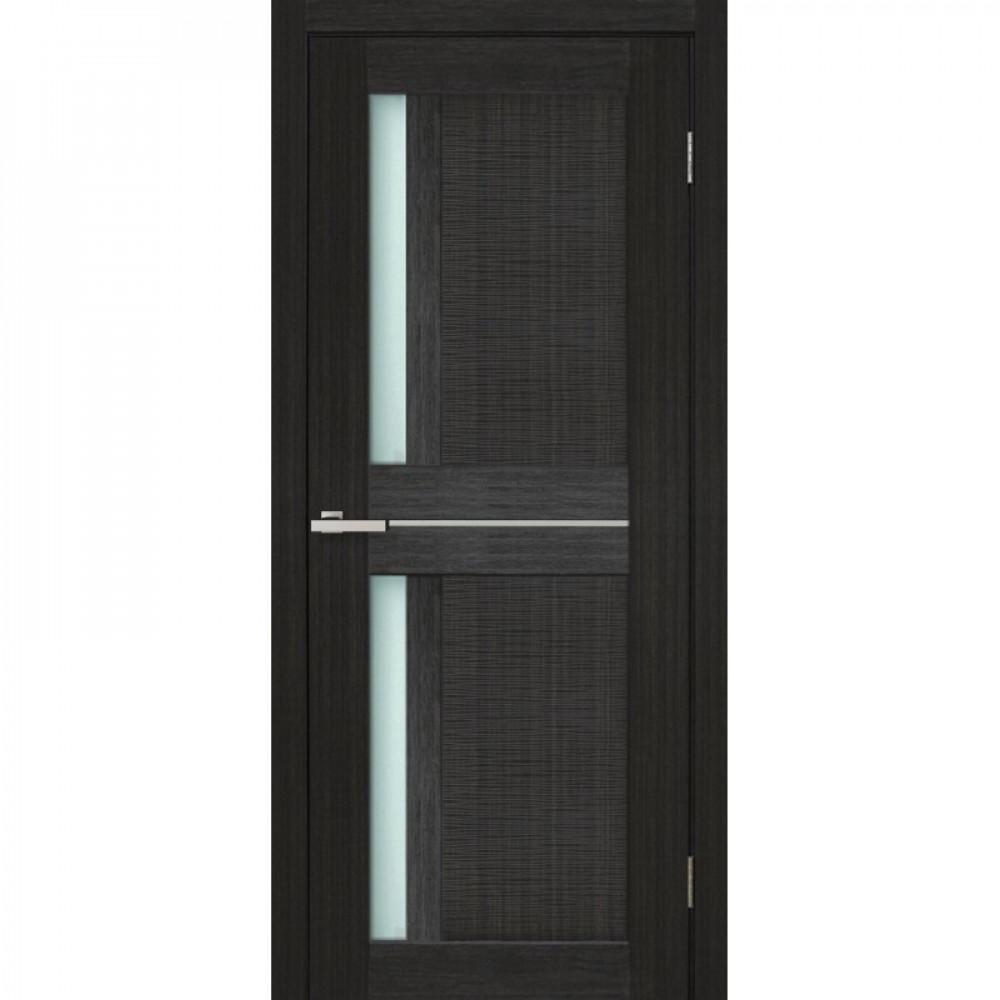 Дверное полотно ТМ Premium Decor NOVA 3D N1 С 600мм (premium dark)