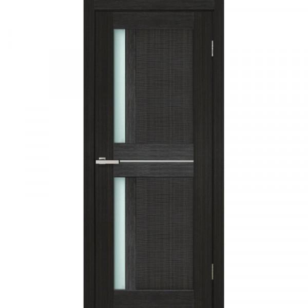 Дверное полотно ТМ Premium Decor NOVA 3D N1 С 700мм (premium dark)