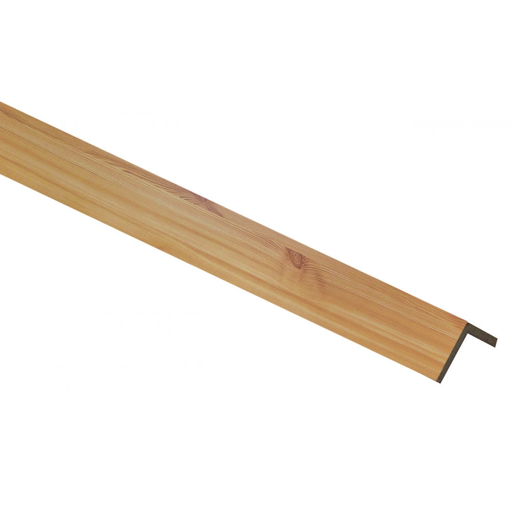 Угол МДФ Сосна золотая (2600х45х3,2 мм)