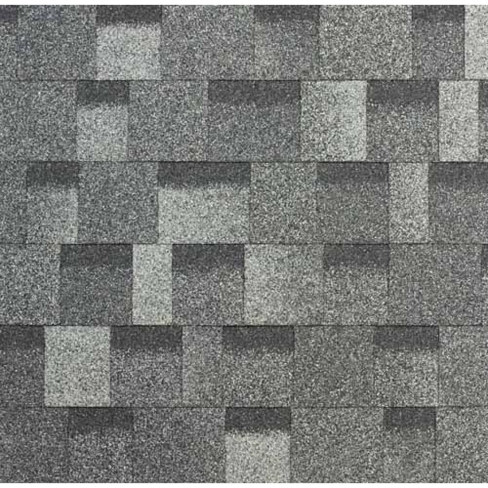 Битумная черепица IKO Cambridge Xpress™   Easern Grey  (3,1 m²/уп.)