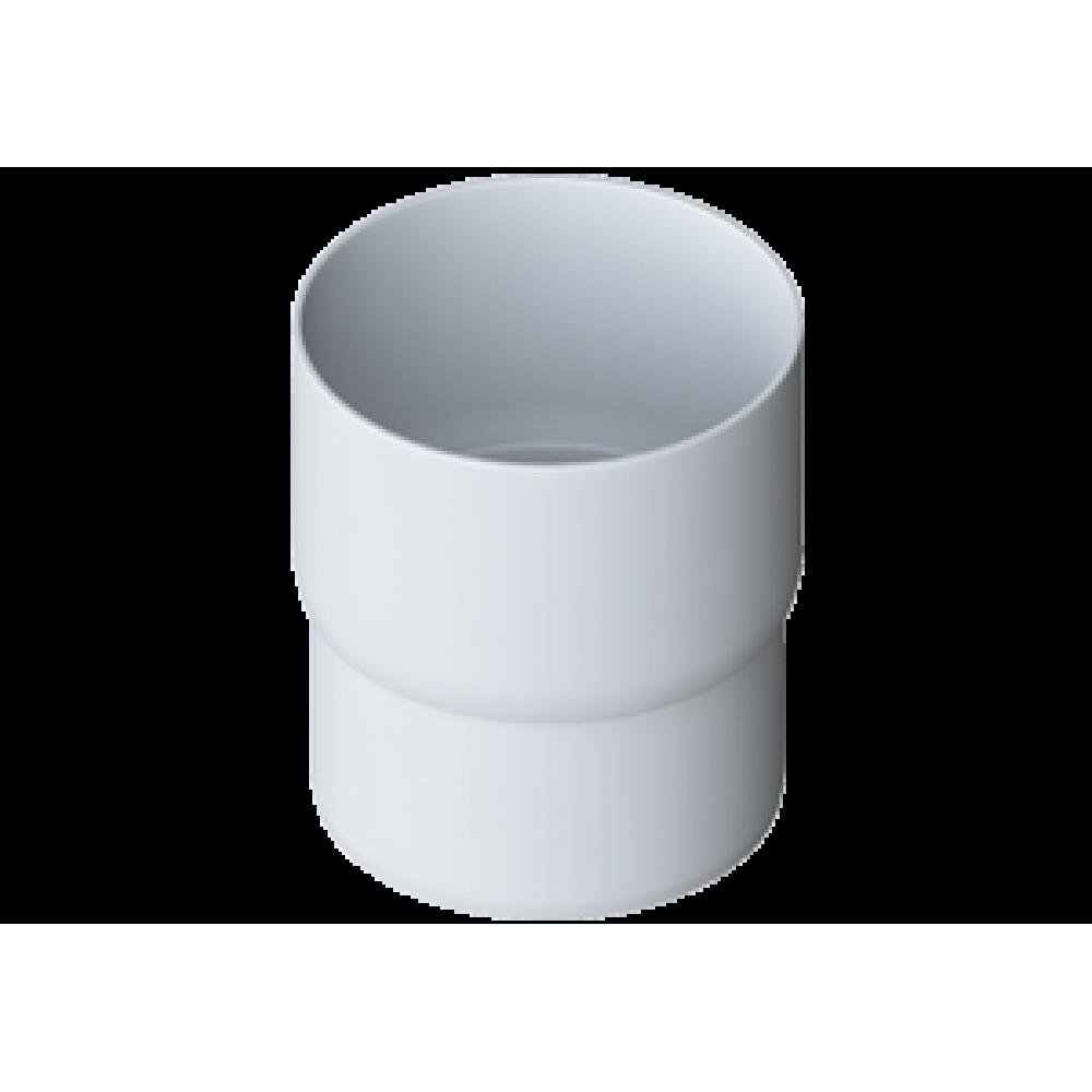 Муфта трубы ПВХ ,  95 бел Альта-Профиль