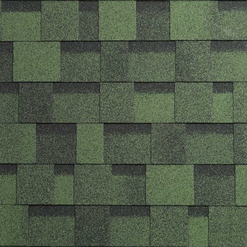Битумная черепица IKO Cambridge Xpress™   Amazon Green (3,1 m²/уп.)