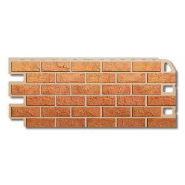 Панель фасадная ″Альта-профиль″ Кирпич Бежевый 1,14м*0,48м