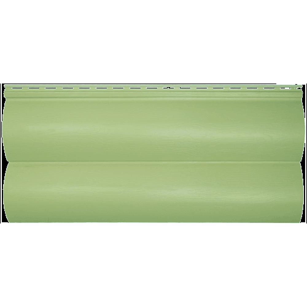 Панель сайдинга ″Block house SLIM″ оливковая (3,66*0,23)