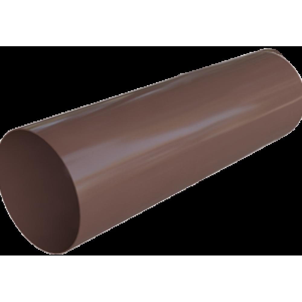 Труба водосточная ПВХ 3м,  95 кор.Альта-Профиль