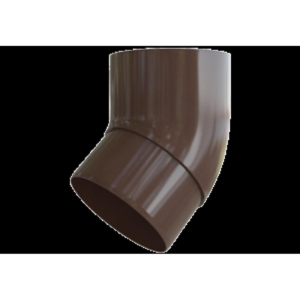 Колено трубы 45° ПВХ ,  95 кор.Альта-Профиль